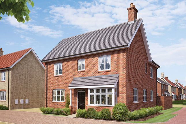 Thumbnail Detached house for sale in The Nene, Whitworth Way, Wilstead, Bedford