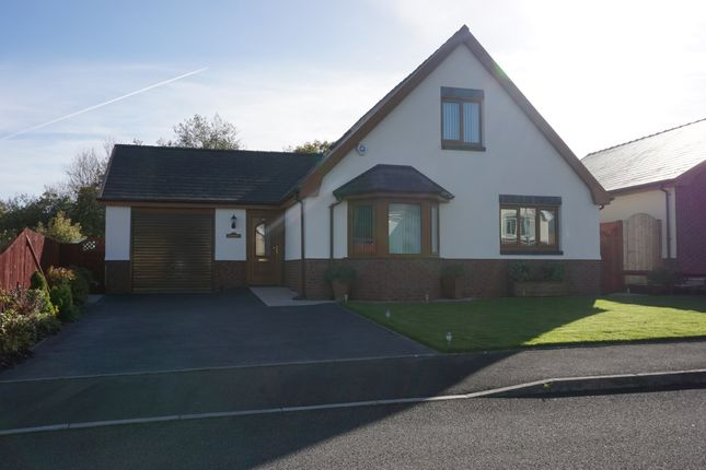 Thumbnail Detached house for sale in Uwchgwendraeth, Drefach, Llanelli