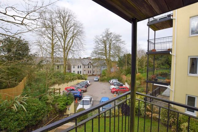2 bed flat for sale in Dunheved Road, Launceston PL15