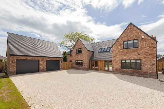 Thumbnail Detached house for sale in Olive Grove, The Avenue, Medburn, Ponteland, Newcastle Upon Tyne