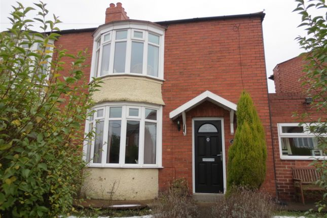 Thumbnail Semi-detached house to rent in Larne Crescent, Low Fell, Gateshead