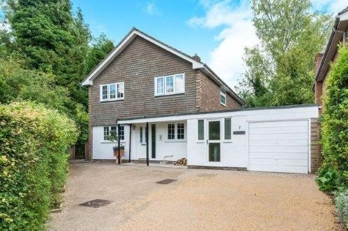 Thumbnail Detached house for sale in Sutton Scotney, Winchester, Hampshire