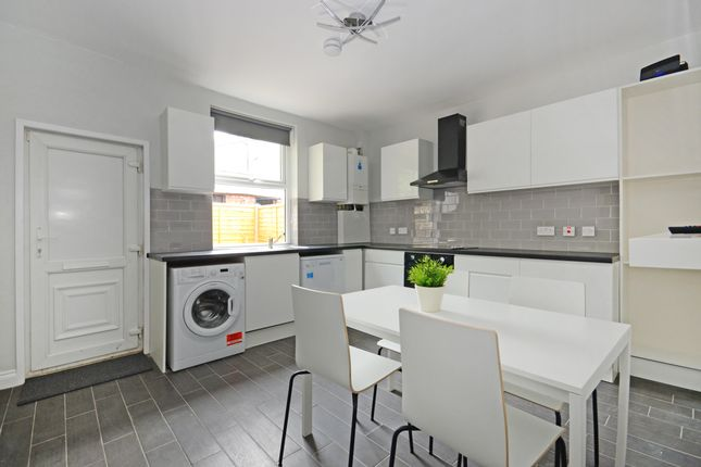 Thumbnail End terrace house to rent in Alderson Road, Sheffield
