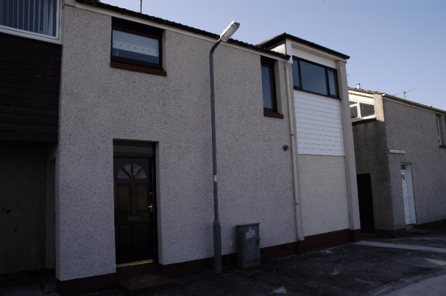 Thumbnail Semi-detached house to rent in Loudon Terrace, Prestwick, South Ayrshire, 1Ed