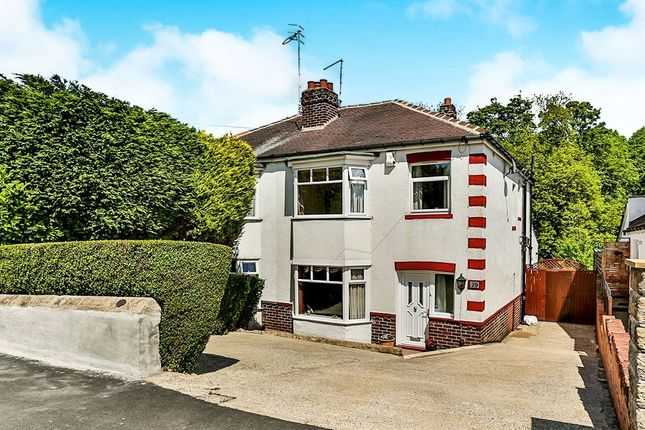 Thumbnail Semi-detached house for sale in Greenhill Avenue, Sheffield