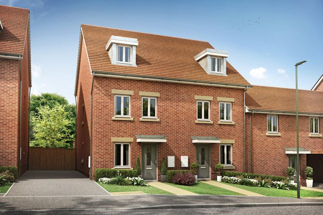 """Thumbnail Terraced house for sale in """"Abbington"""" at London Road, Hassocks"""