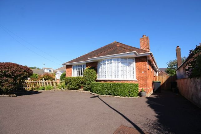 Thumbnail Detached bungalow for sale in Wickfield Avenue, Christchurch