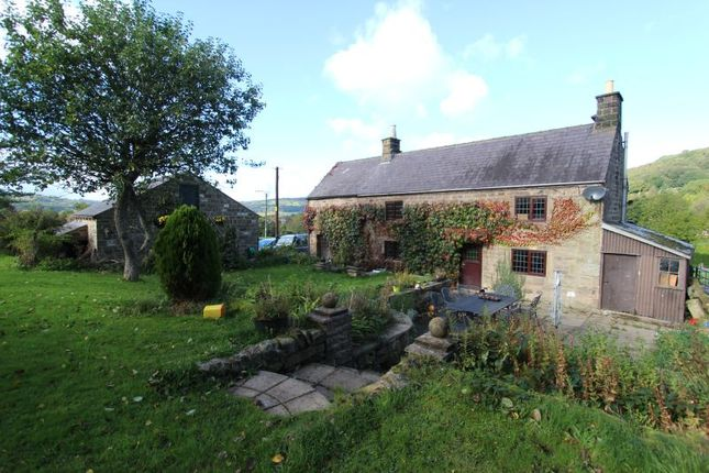 Thumbnail Cottage for sale in Off Ladygrove Road, Two Dales, Matlock