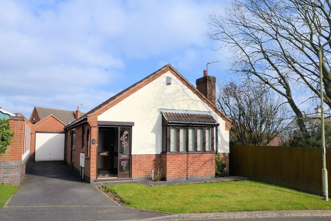 Thumbnail Bungalow for sale in St John's Close, Huggeslcote