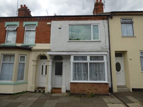 Terraced house for sale in Ruskin Road, Kingsthorpe, Northampton, Northamptonshire