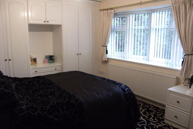 Master Bedroom of Station Court, South Anston, Sheffield S25