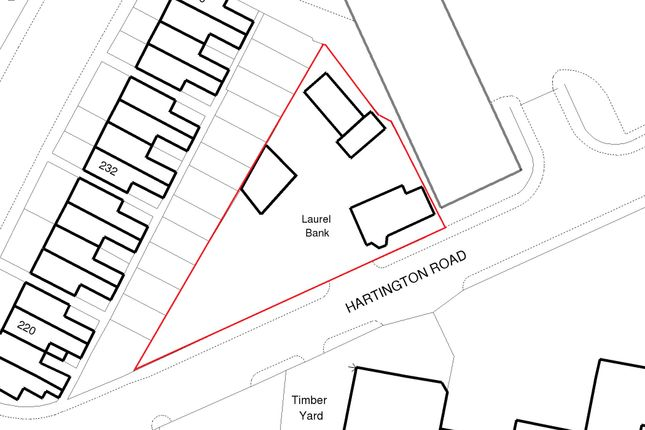Thumbnail Land for sale in Hartington Road, Altrincham
