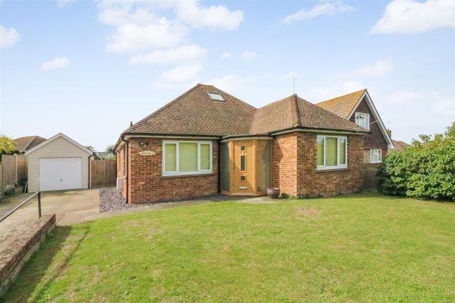 Thumbnail Detached bungalow for sale in Woodnesborough Lane, Eastry, Sandwich