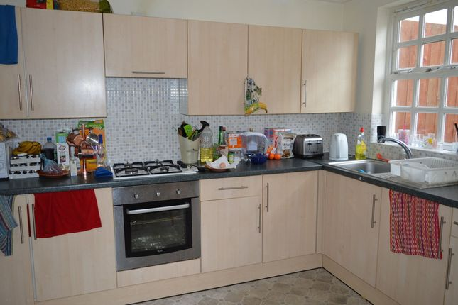 Thumbnail End terrace house to rent in Mill Road, Gillingham