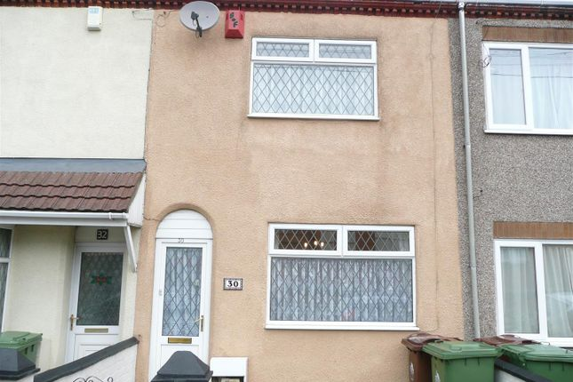 Thumbnail Terraced house to rent in Bursar Street, Cleethorpes