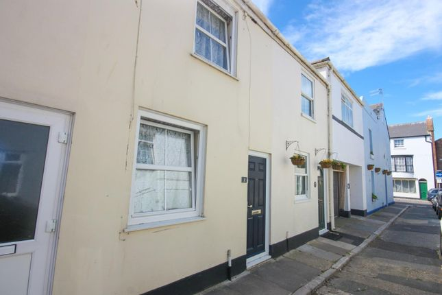2 bed terraced house for sale in Character Cottage, Town Centre, Weymouth DT4