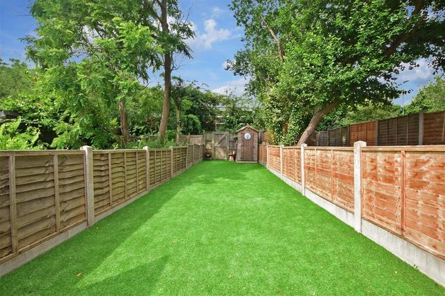 Rear Garden of Brentwood Road, Ingrave, Essex CM13