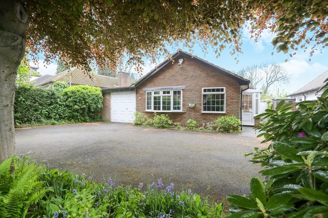 Thumbnail Detached bungalow for sale in Prestwood Road West, Wednesfield, Wolverhampton