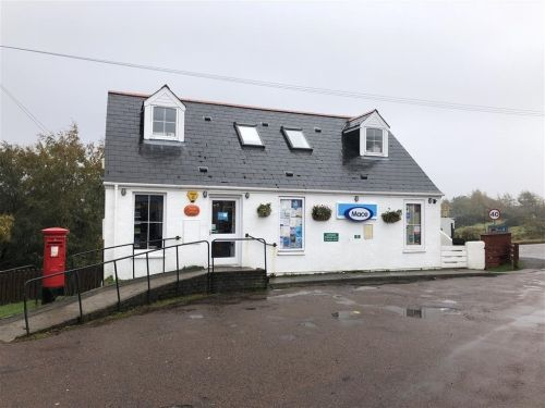 Retail premises for sale in Achnasheen, Highland
