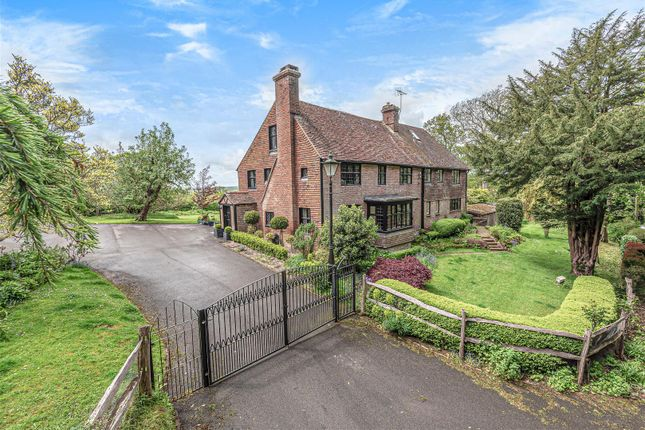 Thumbnail Detached house for sale in Church Road, Herstmonceux, Hailsham
