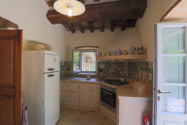 Kitchen Main of Il Molinello, Seano, Cortona, Tuscany