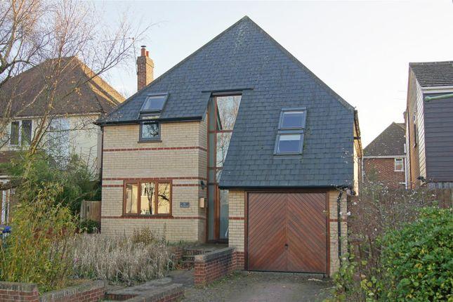 Thumbnail Detached house for sale in Westbury Avenue, Bury St. Edmunds