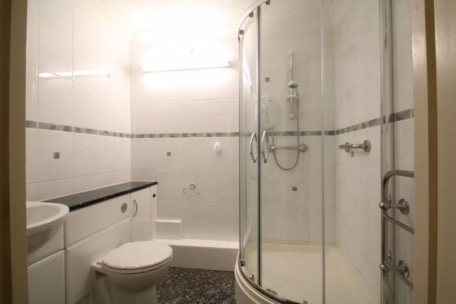 Shower Room of Homepoint House, Southampton SO18