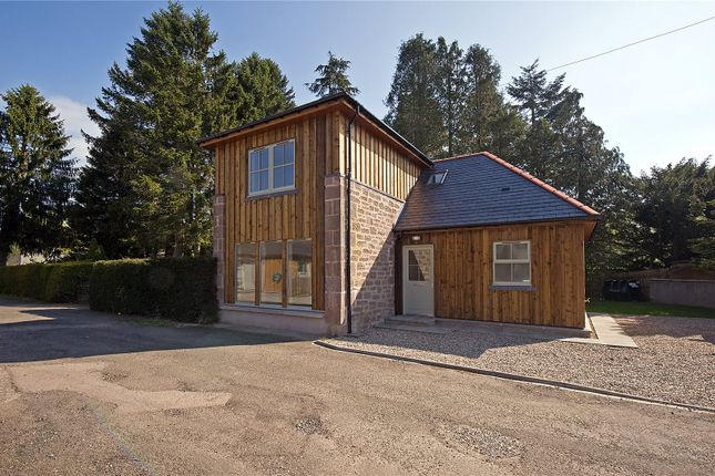 Thumbnail Detached house for sale in The Station House, Edzell, Brechin, Angus