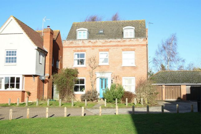 Thumbnail Detached house for sale in Church Meadows, Bocking, Braintree, Essex