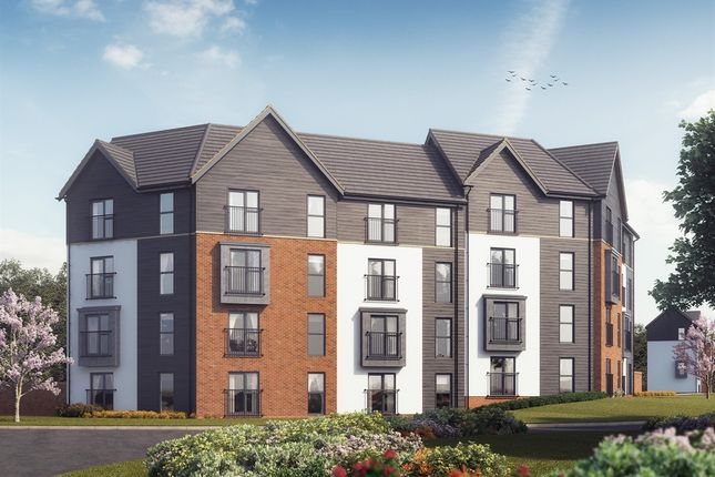 """Thumbnail Flat for sale in """"The Piel"""" at Powell Duffryn Way, Barry"""
