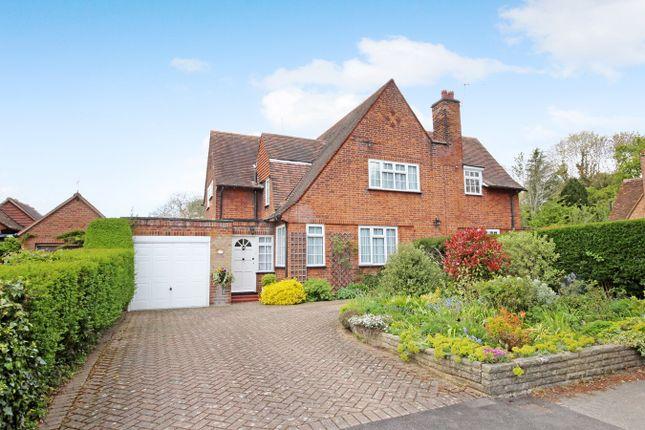 3 bed semi-detached house for sale in Norton Way North, Letchworth Garden City SG6