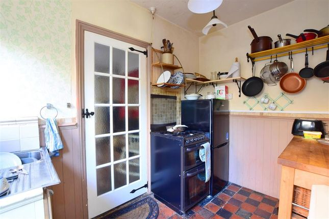 Thumbnail Terraced house for sale in Ashdown Road, Worthing, West Sussex