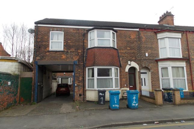 Thumbnail Terraced house for sale in De Grey Street, Kingston Upon Hull