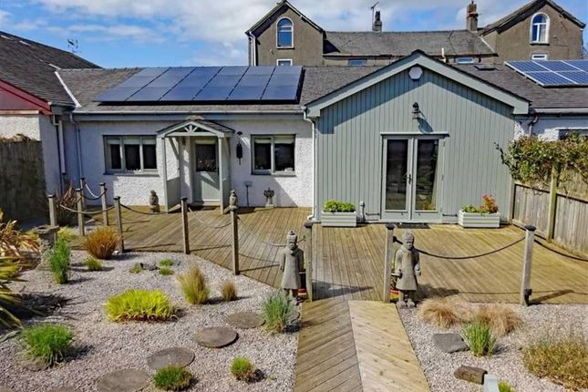 Thumbnail Terraced bungalow for sale in The Paddocks, Ulverston, Cumbria