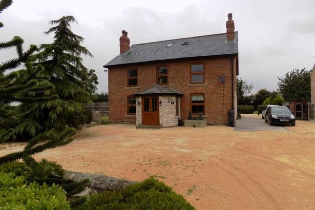 Thumbnail Detached house for sale in Ashfield Farm, Kirkhouse Green, Doncaster