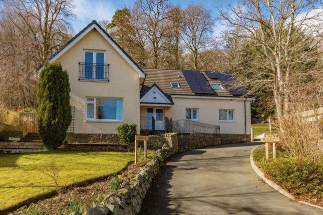 Thumbnail Detached house for sale in Rahoy, 59 St. Ronan's Terrace, Innerleithen