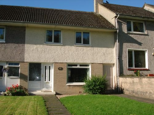 Thumbnail Terraced house to rent in Bridie Terrace, East Kilbride, South Lanarkshire
