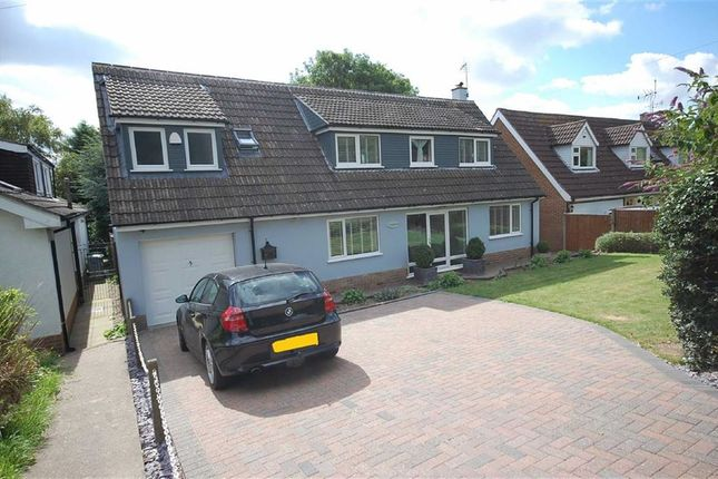 Thumbnail Detached house for sale in Bleasby Road, Thurgarton, Nottingham
