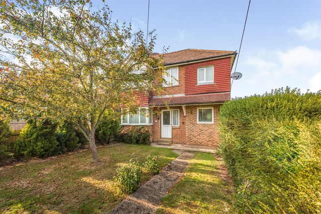 Thumbnail Semi-detached house for sale in Leylands Road, Burgess Hill