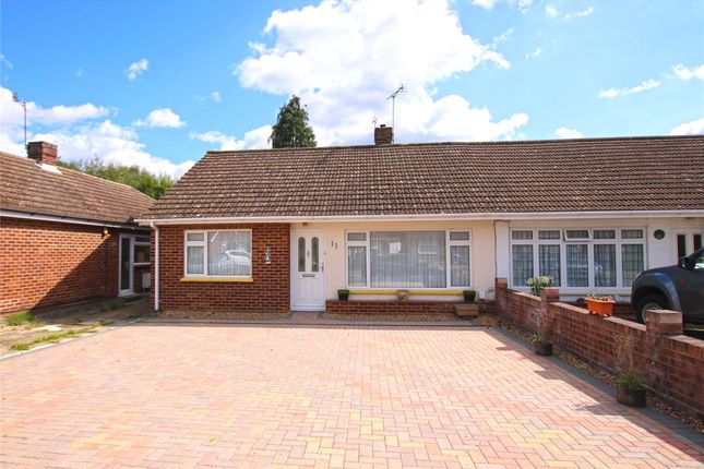 Thumbnail Semi-detached bungalow for sale in Ottershaw, Surrey