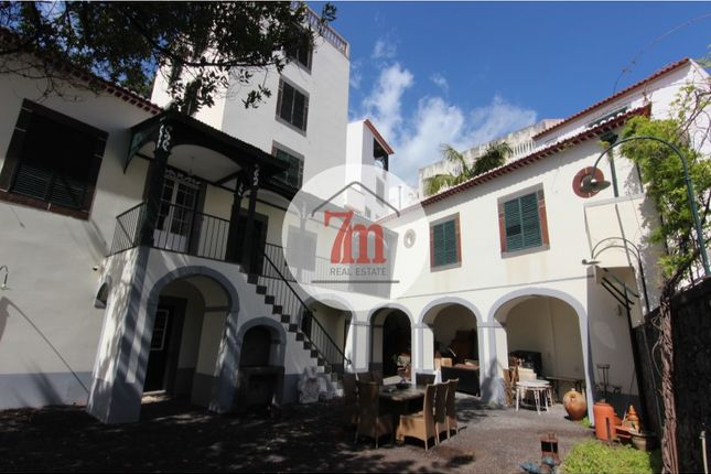 Thumbnail Detached house for sale in Centro, Funchal (São Pedro), Funchal