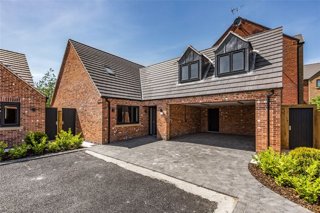Thumbnail Bungalow for sale in Station Road, North Hykeham