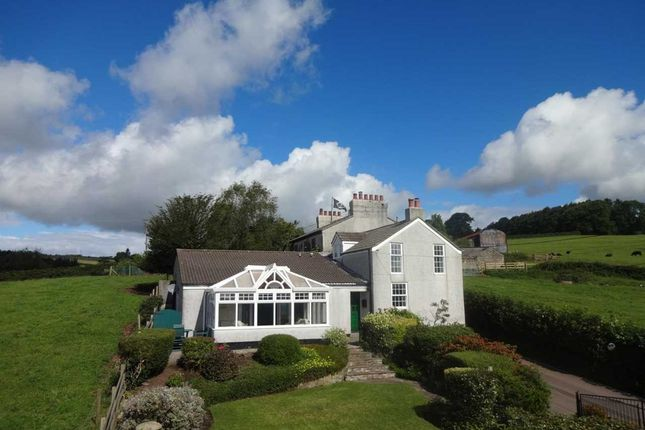 Thumbnail Semi-detached house for sale in St. Arvans, Chepstow