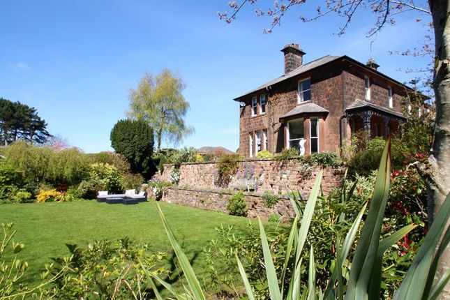 Thumbnail Detached house for sale in Queens Drive, Heswall, Wirral