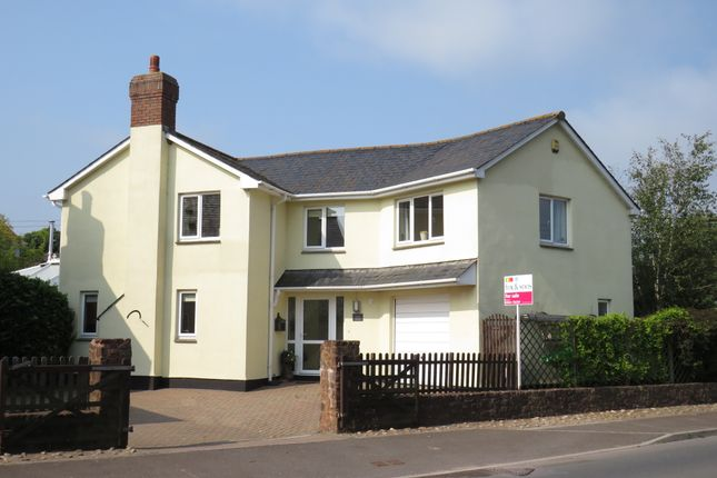 Detached house for sale in Holford, Bridgwater