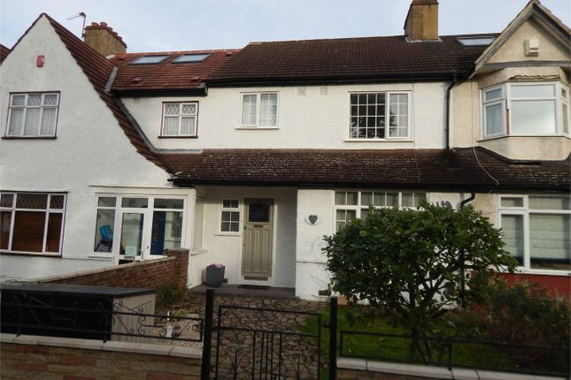 Thumbnail Terraced house for sale in Ashleigh Road, Anerley, London