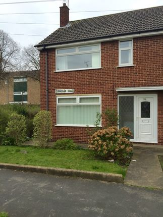 Thumbnail Terraced house to rent in Dunvegan Road, Hull