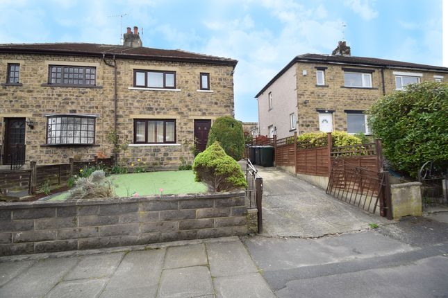 Thumbnail Semi-detached house to rent in Rydal Avenue, Frizinghall, Bradford