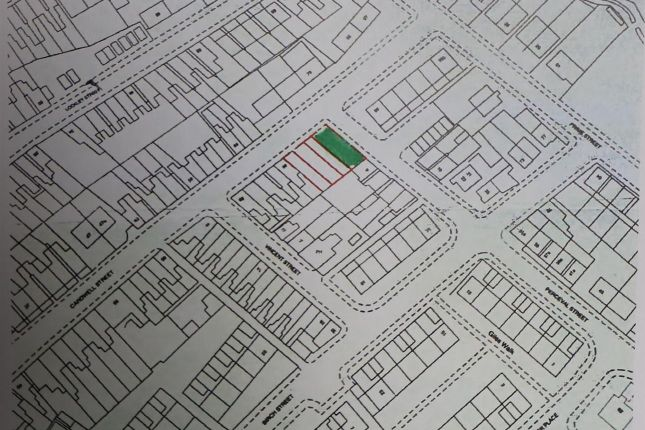 Thumbnail Land for sale in Cardwell Street, Northwood, Stoke On Trent
