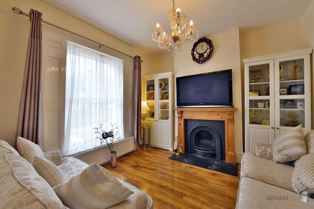Thumbnail Terraced house for sale in Warner Terrace, Broomfield Street, London